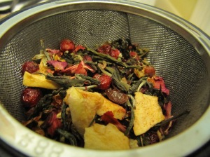 Youthberry Tea from Teavana